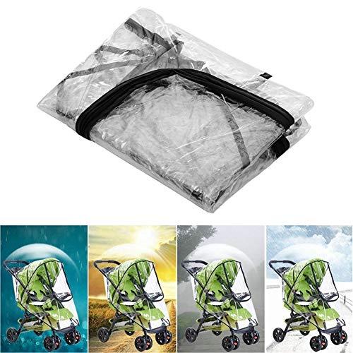 Impermeabile passeggino parapioggia - impermeabile passeggini carrozzine carrello parapioggia antipioggia universale per passeggino passeggini protezione scudo accessori carrelli