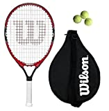 Wilson Federer Junior 19,21,23,25,26 Tennisschläger + 3 Tennisbälle - 21