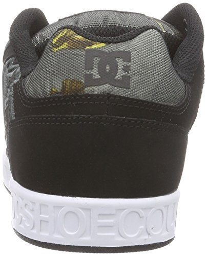 DC Shoes Sceptor Realtree, Baskets Basses Homme Multicolore (grey Camo Gca)
