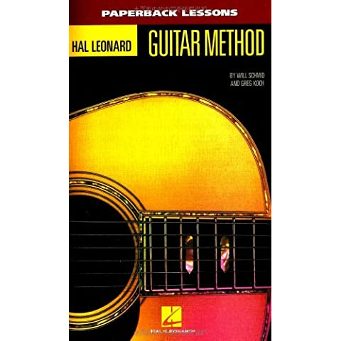 Hal Leonard Guitar Method: Paperback Lessons (Dip in)