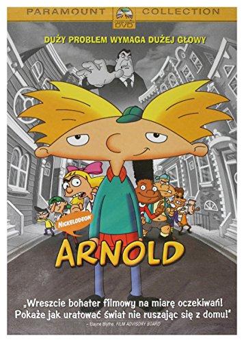 Hey Arnold! The Movie [DVD] [Region 2] (IMPORT) (Keine deutsche Version)
