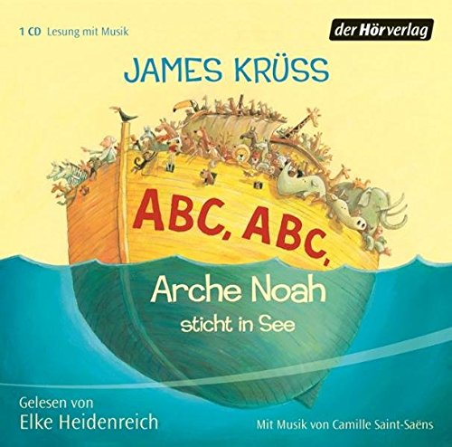 ABC, ABC Arche Noah sticht in See - See Tier