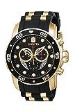 Invicta 6981 - Reloj para hombre color negro / negro