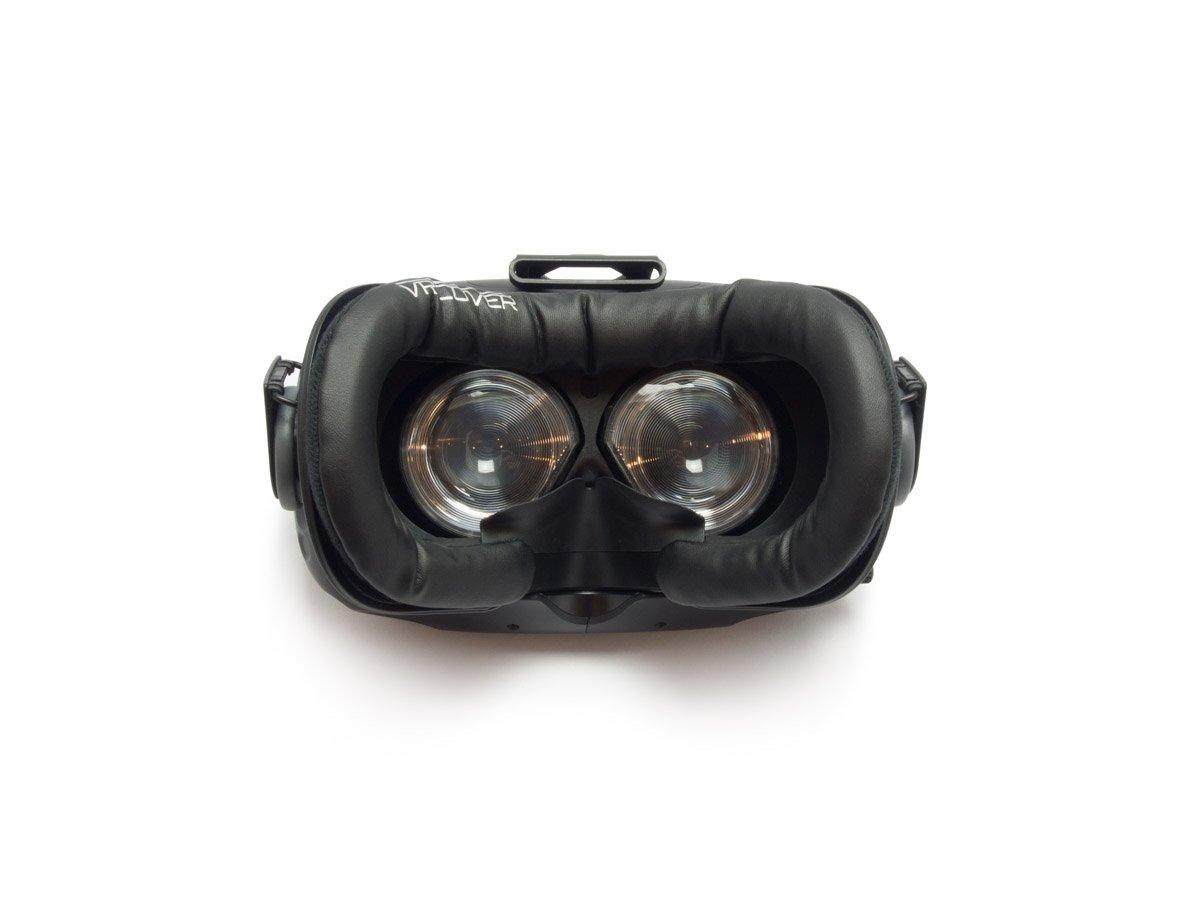 VR Cover HTC Vive mousse simili cuir waterproof pour casque VR
