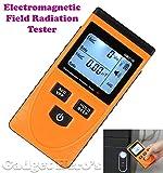 Gadget Hero's Digital LCD EMF Meter. Electromagnetic Field Radiation Tester, Detector, Dosimeter