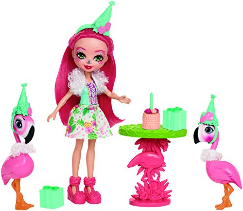Enchantimals - Party Flamencos (Mattel FCG79)