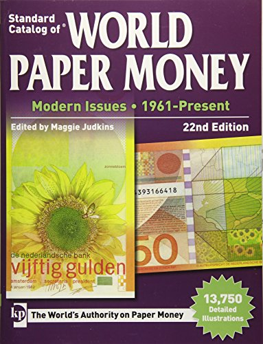 Standard Catalog of World Paper Money, Modern Issues, 1961-Present, 22nd Edition por Maggie Judkins