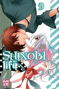 Shinobi Life Edition simple Tome 9