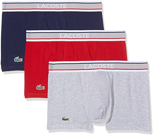 Lacoste Men's Boxer Shorts Pack of 3