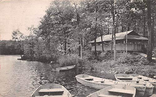 YWCA Camp Central Valley, New York Postcard