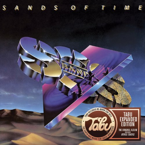 Sands of Time (Tabu Re-Born Ex...