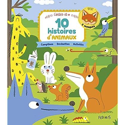 10 histoires d'animaux