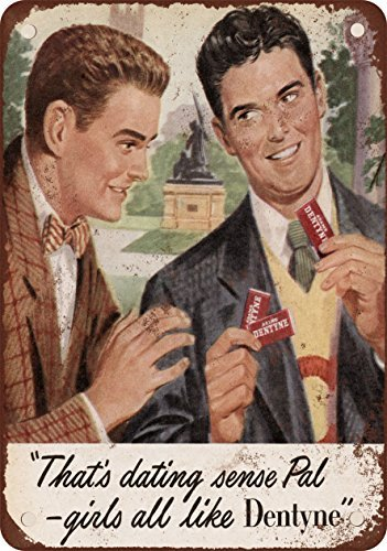 1948-dentyne-gum-vintage-look-reproduktion-metall-blechschild-203-x-305-cm
