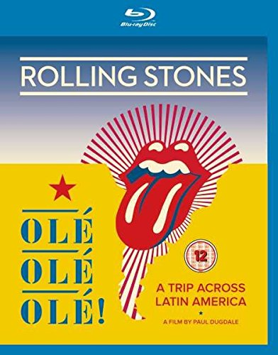 Rolling Stones - Ole Ole Ole! - A Trip Across Latin America...