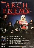 Arch Enemy - Live Apocalypse 2006 - Konzertplakat, Konzertposter