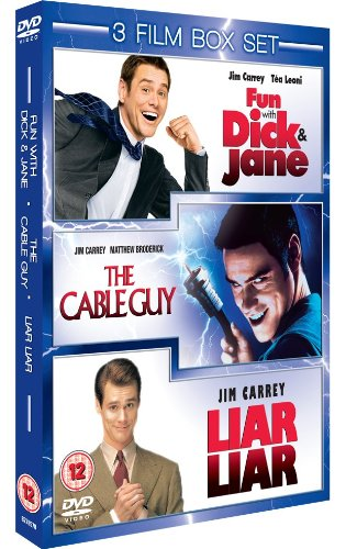 Bild von Cable Guy / Fun With Dick And Jane / Liar Liar [DVD]