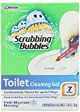 Scrubbing Bubbles Toilet Cleaning Gel, F...