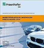 Marktpreisspiegel Mietwagen Deutschland 2014.
