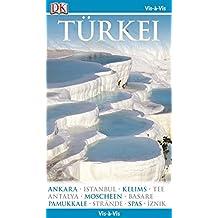Vis-à-Vis Reiseführer Türkei: mit Mini-Kochbuch zum Herausnehmen