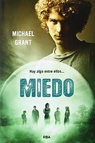 Miedo: Olvidados V par  MICHAEL GRANT