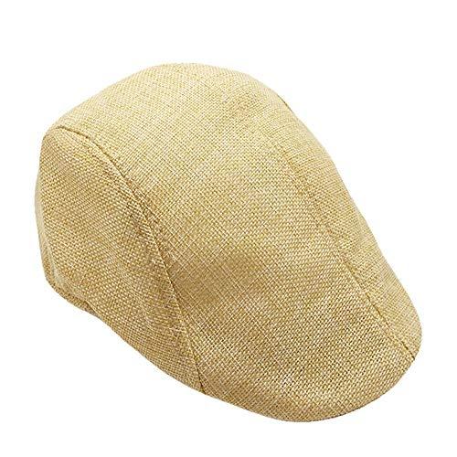Hombres Sombrero de Visera de Verano Sombrero para el Sol Malla Correr Deporte Casquillo Respirable Ocasional de la Boina Transpirable Fiesta Vacaciones riou