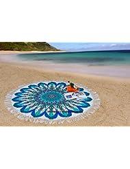 WDBS Tapis de sol / serviettes de voyage / serviettes de plage / cadeaux