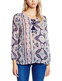 Antik Batik Damen Bluse Jagga