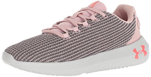 Under Armour Damen Ripple Cross-Trainer, Flushed Pink/Black/After Burn, 40 EU