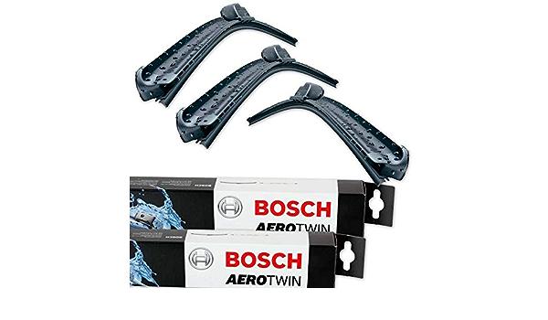 Bosch A950s A331h Komplettsatz Vorne Hinten Scheibenwischer WischblÄtter Auto