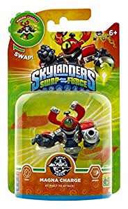 Skylanders Swap Force - Swappable Character Pack - Magna Charge (Xbox 360/PS3/Nintendo Wii U/Wii/3DS)
