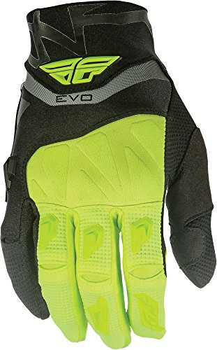Evolution Race Handschuhe (Fly Racing Handschuhe Evolution Schwarz Gr. L)