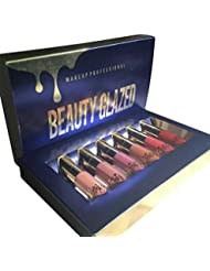 ROPALIA 6 Colors Velvet Lip Gloss Set Moisturizer Liquid lipstick Set