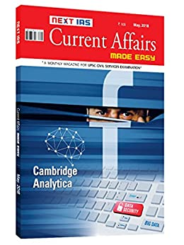Current Affairs MADE EASY:May, 2018 by [MADE EASY Team]