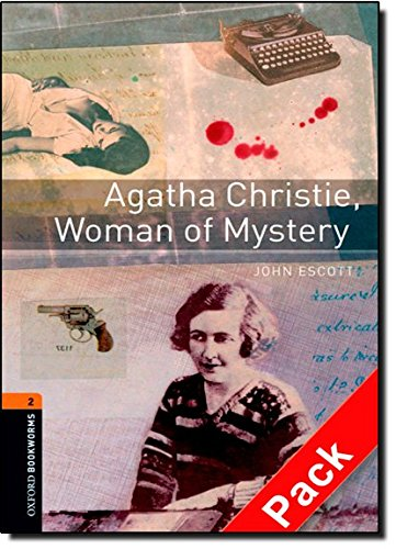 Agatha Christie. Woman of mystery. Oxford bookworms library. Livello 2.