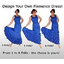 ¡Diseña tu Traje de Flamenca a tu gusto!