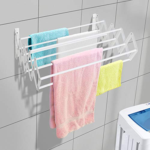 Indoor Clothes Folding Wall