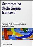 Grammatica della lingua francese