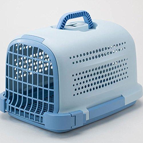 JOEPET Pet Carrier, tragbare KleinTiere Playpen Käfig Zwinger für Bunny Guinea Schweine Kaninchen Welpen, Indoor & Outdoor Tiere Stifte,Blue
