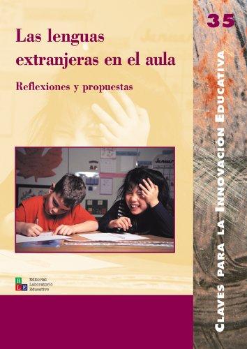 Las lenguas extranjeras en el aula: 035 (Editorial Popular)