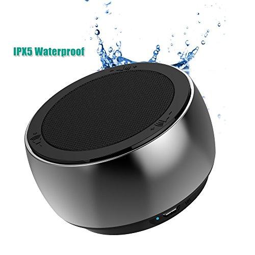 Alfway BT10 Altavoz Bluetooth portatiles Mini Estereo Altavoz inalámbrico Altavoz portátil Bluetooth...