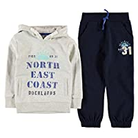 Crafted Two Piece OTH Hoody Set Infant Boys  Get a casual look for your dude in this Crafted Two Piece OTH Hoody Set , crafted a jersey constructed hoody that features a soft fleece lining for warmth, two open pockets on the front are teamed...