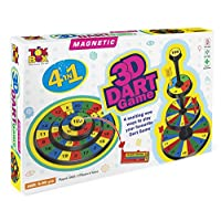 Toys Box Not Avilable Darts  5 Years & Above,Multi color