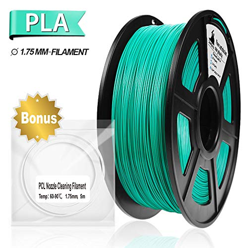PLA Filament Grass Green, 3D Hero PLA Filament 1.75mm,PLA 3D Printer F