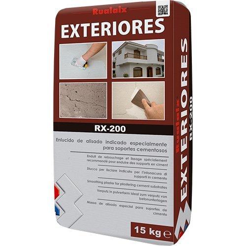 Rualaix RX 200 U2013 Crépis En Poudre Pour Extérieur, Sac De 15 Kg