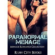 Paranormal Menage: Menage Romance Collection (English Edition)