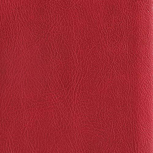 Étui de protection à rabat en cuir pour Samsung Galaxy S6 Edge Samsung Galaxy S6 G920F 5.1 rouge