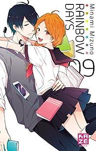 Rainbow Days, tome 9 par Minami Mizuno