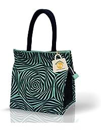 HandCraft Multi Color Jute Lunch Bag