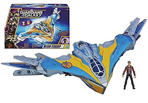 Preisvergleich Produktbild Marvel Guardians of the Galaxy - Milano Starship Fahrzeug [UK Import]