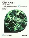 Proyecto La Casa del Saber, ciencias de la Tierra y medioambientales, 2 Bachillerato - 9788429482256